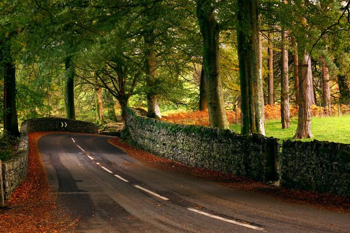 Autumn-road-lake-district-uk